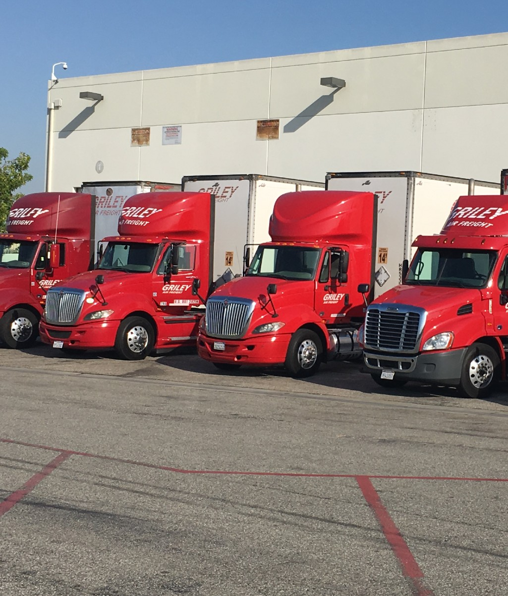 griley four truck fleet